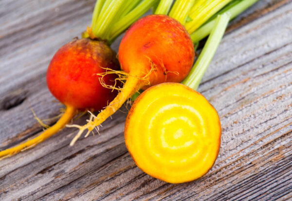Burpees Golden Beetroos on a table