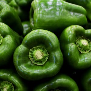 Green Californian Wonder Capsicum