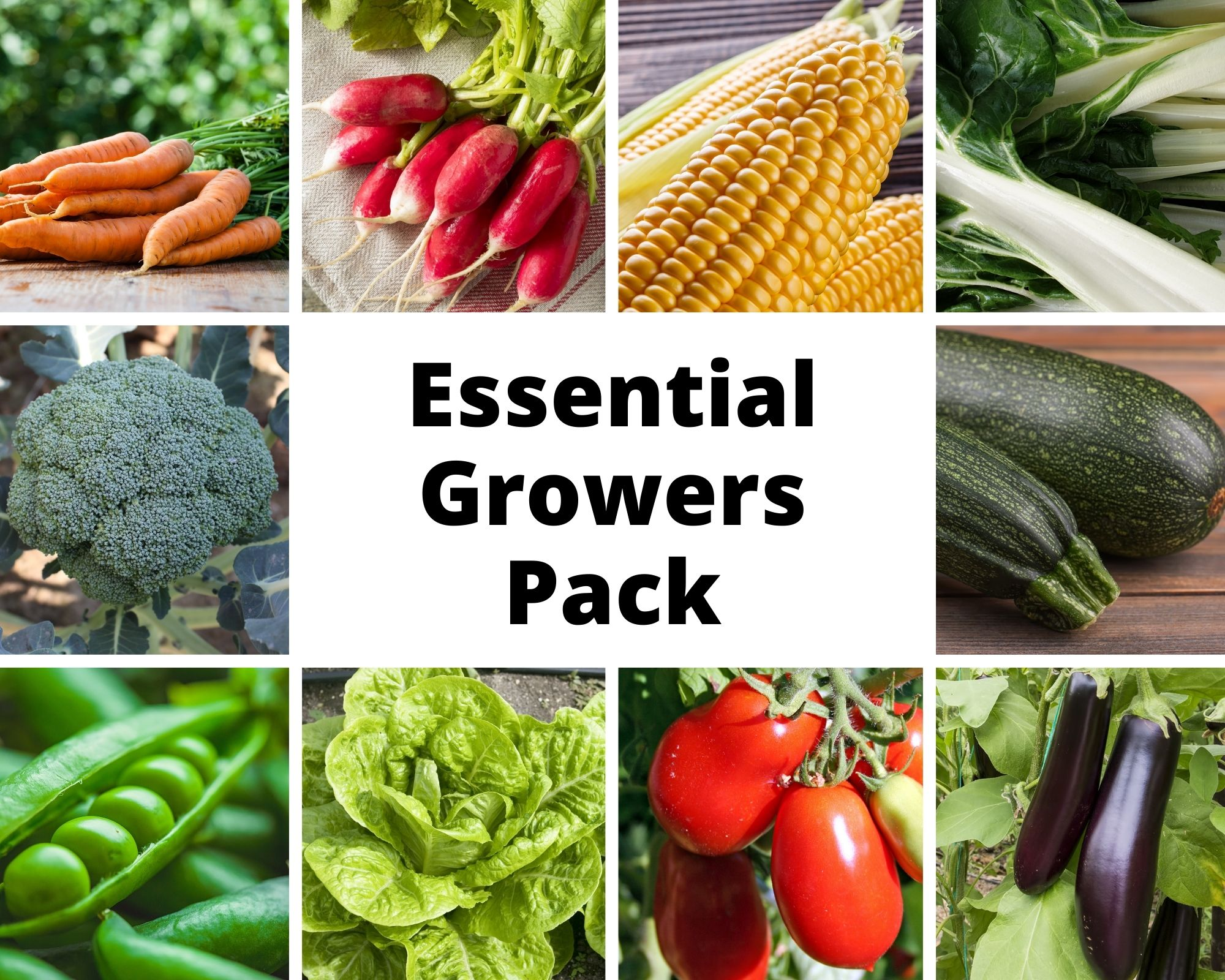 Essential Growers Pack Sign