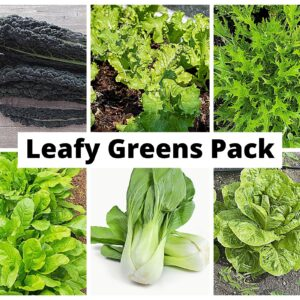 Leafy Greens Pack sign